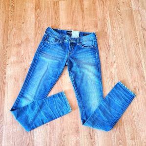 Lucky Brand jeans Lola skinny size 0/25